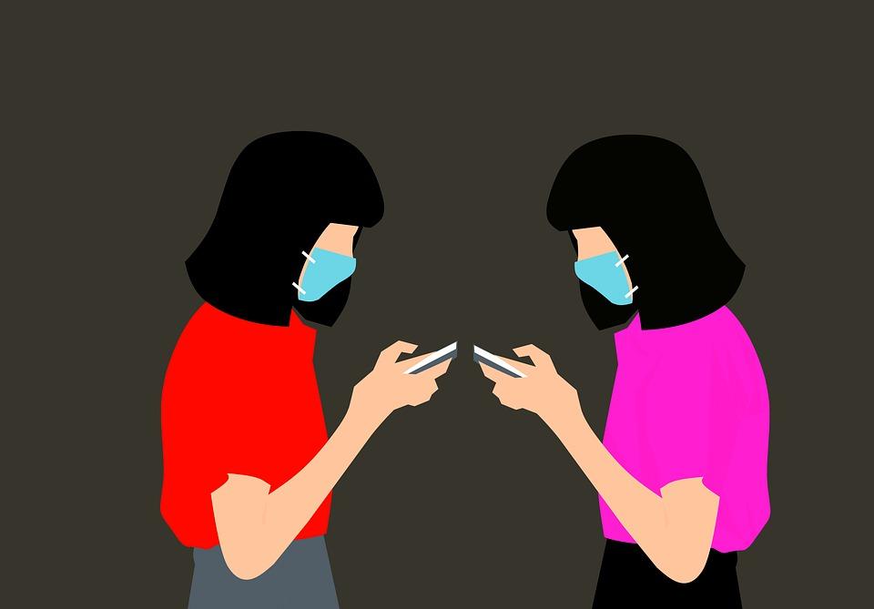 rôle des réseaux sociaux pendant le confinement