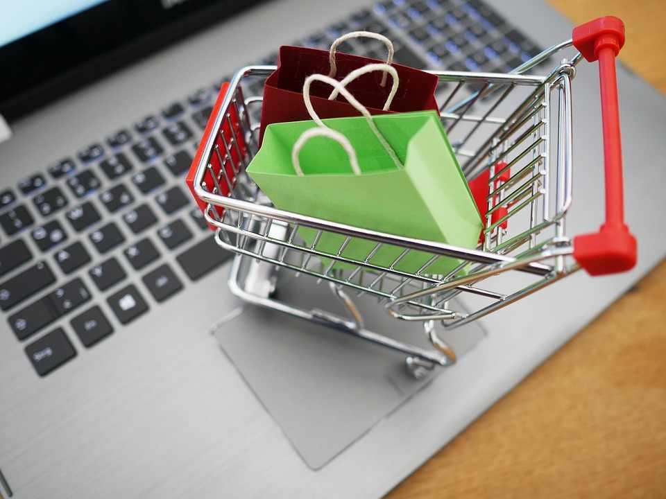 Commerce en ligne alimentaire
