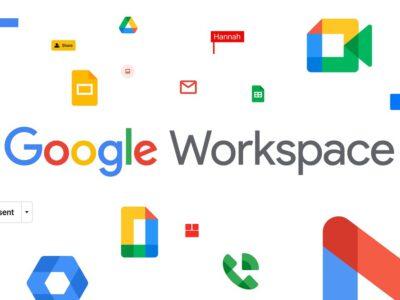 Google Workspace, nouvel espace de travail qui remplace G Suite