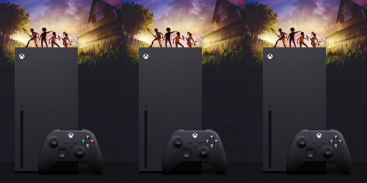 Nouvelle génération Xbox Series X