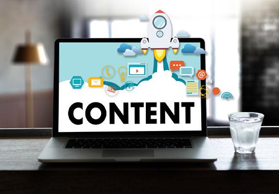 Créer contenu web