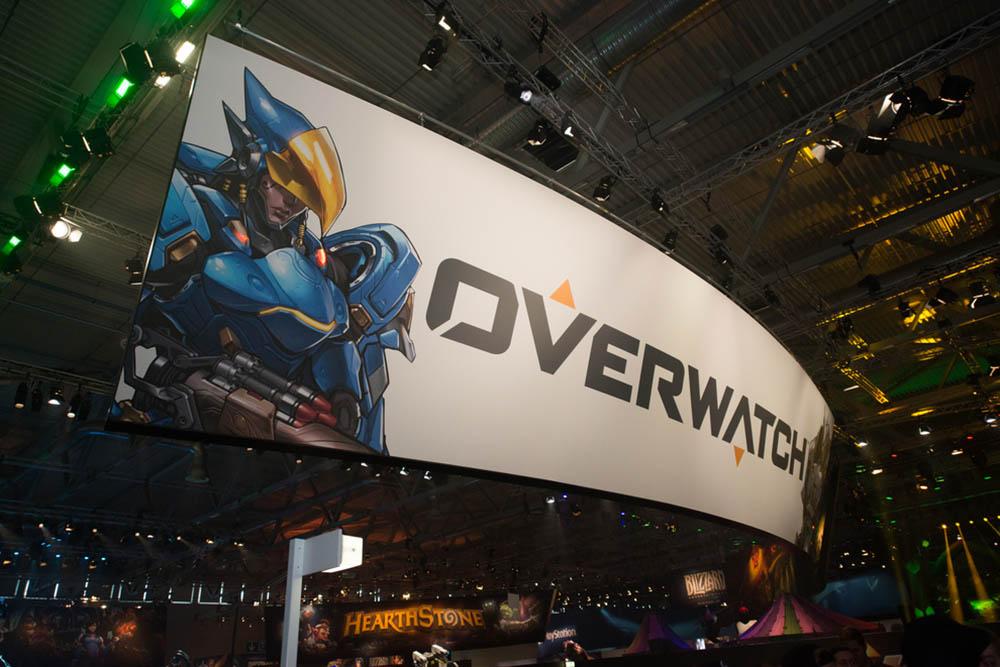 Overwatch jeux